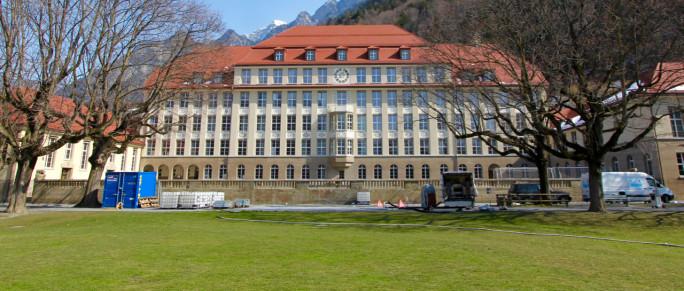 Die Russische Schule Chur RSC unterrichtet im Schulhaus Quader, Chur.